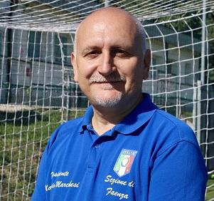 Maurizio Marchesi confermato presidente della Sezione di Faenza